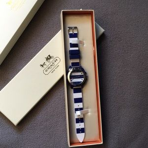 Coach wrist watch
